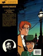 Verso de Agatha Christie (CLE) -2- L'adversaire secret