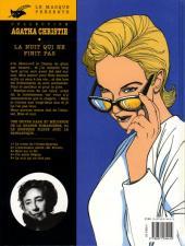 Verso de Agatha Christie (CLE) -5- La nuit qui ne finit pas