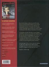 Verso de Agence Hardy -2- La trace pâle