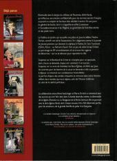 Verso de Agence Hardy -6- Boulevard des crimes