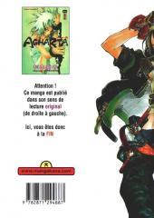 Verso de Agharta -5- Volume 5
