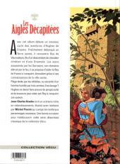 Verso de Les aigles décapitées -12- L'esclave