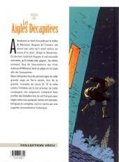 Verso de Les aigles décapitées -13- La Princesse Mordrie
