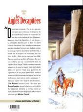 Verso de Les aigles décapitées -16- La guerre des Aigles