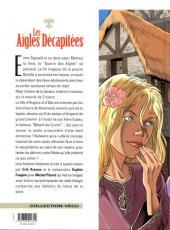 Verso de Les aigles décapitées -17- Le châtiment du banni