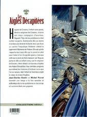 Verso de Les aigles décapitées -8a- La marque de Nolwenn