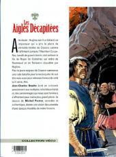 Verso de Les aigles décapitées -9a- L'otage