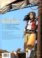 Verso de Les ailes du Phaéton -4- Le chasseur de typhons