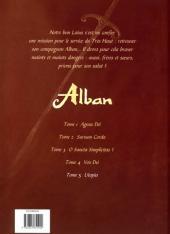 Verso de Alban -5- Utopia