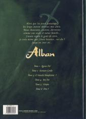 Verso de Alban -6- Dixi !