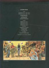 Verso de Al Crane -INT- Les aventures d'Al Crane