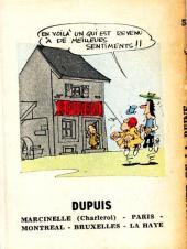 Verso de Aldebert Mousquetaire junior -2MR1193- Le collier de la reine