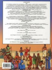 Verso de Alix (Les Voyages d') -28- Alexandre le conquérant (1)