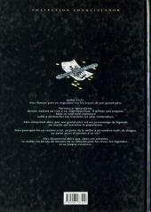 Verso de Alex Russac (Les aventures d') -1- Le destin perdu d'Argentino Diaz