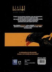 Verso de Aliens (Wetta) -5- Salvation - Hive Five