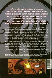Verso de Aliens (Dark Horse France) -HS- Salvation - La rédemption