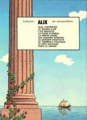 Verso de Alix -1b1973- Alix l'intrépide