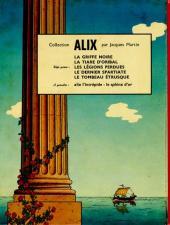 Verso de Alix -3b1969- L'île maudite