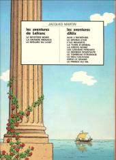 Verso de Alix -11- Le prince du Nil
