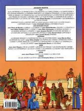 Verso de Alix (Les Voyages d') -15- Pompéi (1)