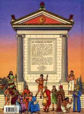 Verso de Orion (Les voyages d') -1- La Grèce (1)