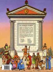 Verso de Orion (Les voyages d') -4- La Grèce (2)