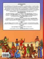 Verso de Alix (Les Voyages d') -11- Carthage
