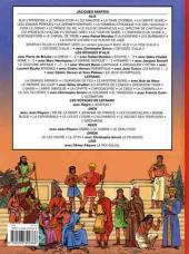 Verso de Alix (Les Voyages d') -21- Les Mayas (2)