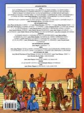 Verso de Alix (Les Voyages d') -23- Les Vikings