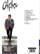 Verso de Alpha (Lombard) -9- Scala