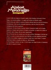Verso de Alzéor Mondraggo -2- Le prince rouge