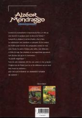 Verso de Alzéor Mondraggo -3- La clé de l'amour
