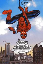 Verso de Amazing Spider-Man (The) Vol.2 (Marvel comics - 1999) -14- A surfeit of spiders