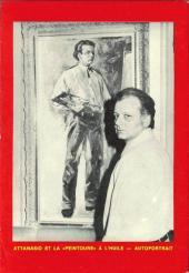 Verso de Ambroise & Gino -12- Mystère à Milan