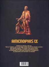 Verso de Amenophis IV -1- Demy