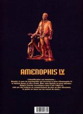 Verso de Amenophis IV -2- Mink