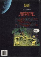 Verso de Amiante -1- La cité perdue de Kroshmargh