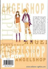 Verso de Angel Shop -1- Tome 1