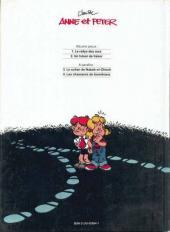 Verso de Anne et Peter -1- Le rallye des ours