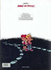 Verso de Anne et Peter -4- Les chasseurs de louveteaux