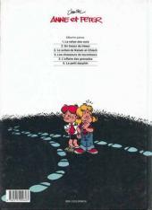 Verso de Anne et Peter -5- L'affaire des grenades