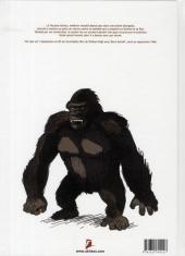 Verso de Ape (The) - The Ape : Le singe tueur