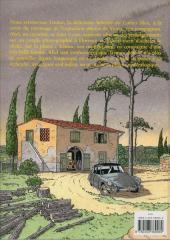 Verso de Le cahier bleu -2- Après la pluie
