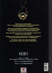 Verso de Aquablue -3TT- Le Mégophias