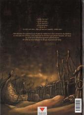 Verso de Archipel -1- Le déluge