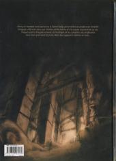 Verso de Archipel -3- Le dormeur des profondeurs