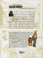 Verso de Les archives Goscinny -19551956- Les aventures de Pistolin 1955-1956