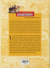 Verso de Les archives Goscinny -19591968- Jacquot le Mousse suivi de Tromblon et Bottaclou 1959-1968