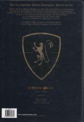 Verso de Les princes d'Arclan -1- Lekard