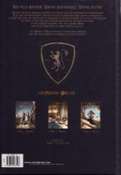 Verso de Les princes d'Arclan -3- Olgo